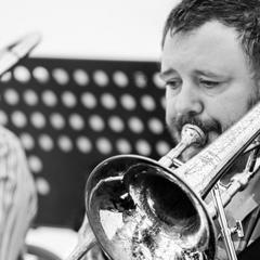 Darren Walker Trombone Player in Bolton