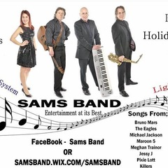 SAMS Band Wedding Band in the UK