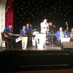 The Chris Mackey Orchestra Jazz Band in the UK