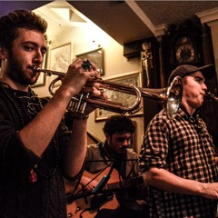 VICE quintet Jazz Band in the UK