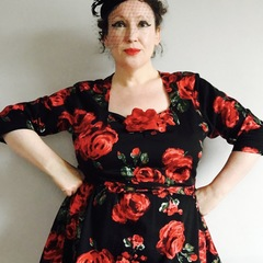 Vintage Ruby * * Singer in the UK