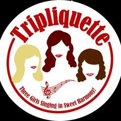 Tripliquette - Close Harmony Trio Singer in Derby