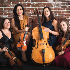 Accordi String Quartet Trio in London