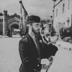 Jonathan Graham Bagpiper in Glasgow