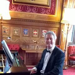 Alan Helyer Pianist in Southampton