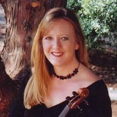 Wendy Clark Violinist in Bristol