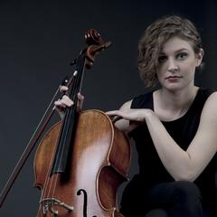 Gunda Baranauskaite Cellist in Liverpool