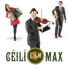 Ceili Max Ceilidh Band in London