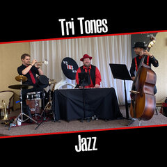 The Tri Tones Jazz Trio Jazz Band in Leicester