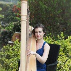 Rachel Reid Harpist in the UK