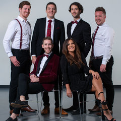 The Deloreons Function Band in the UK