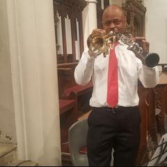 Davis Agbeni Trumpeter in London