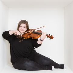 Paula Bowes Viola Player in York
