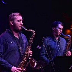 Alex Western-King Quintet Jazz Band in the UK