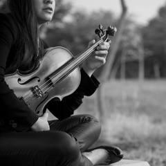 Natalia Paredes Viola Player in London