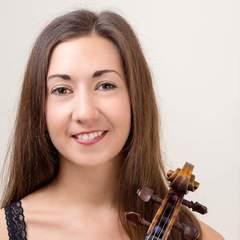 Rachel Ballard (Stacy) Viola Player in Oxford