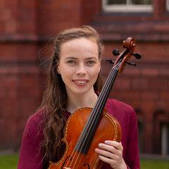 Eleanor Waddington Viola Player in Liverpool