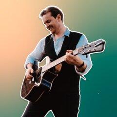 Joe Bailey Singer in Cambridge