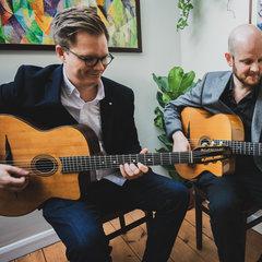 Joe & Andrea jazz Trio in London