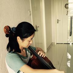 Jialan Cai Cellist in London