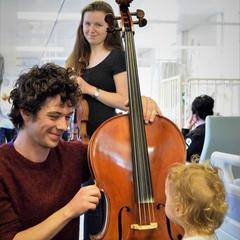 Harry Morgan Cellist in Oxford