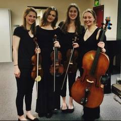 Artume Quartet String Quartet in Birmingham