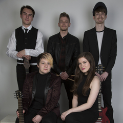 The Graduates Function Band in the UK