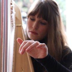 Mali Llywelyn Harpist in the UK