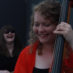 Sophie Sully Double Bass Player in Manchester