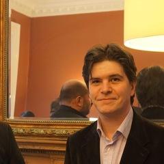 Razvan Luculescu Conductor in Glasgow