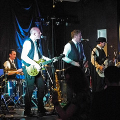 The Suits Function Band in Birmingham