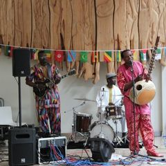 Jali Fily Cissokho's COUTE DIOMBOULOU BAND Wedding Band in Oxford