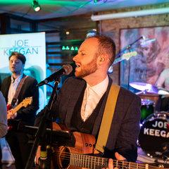 The Joe Keegan Function Band Wedding Band in Chester