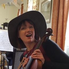 Liz Coxon Violinist in Plymouth
