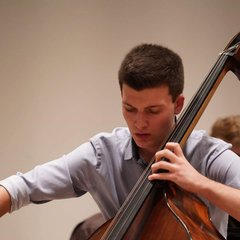 Gabriel Rodrigues Double Bass Player in Birmingham