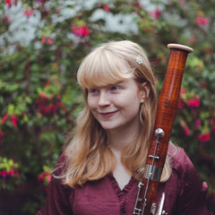 Emily Dore Bassoonist in Liverpool