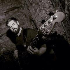 Stephen Hall Bass Guitarist in Newcastle