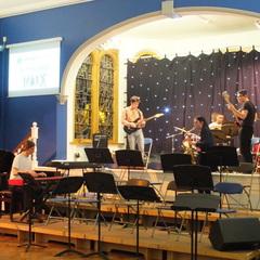Unit E Jazz Band in London