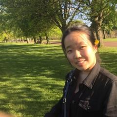 Hu Huixin Violinist in Glasgow
