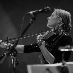 Kathleen Ord Violinist in Sheffield