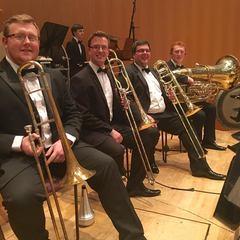 Chris Binns Trombone Player in Bolton