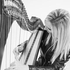Eleanor Hetherington Harpist in the UK