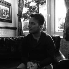 Andreas Ziarkas Drummer in London