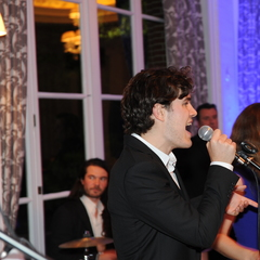 Bobby Ganoush Wedding Band in the UK