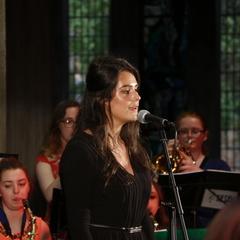 Abigail Hall Singer in Nottingham