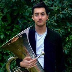 Charlie Jones Tuba Player in Greater London