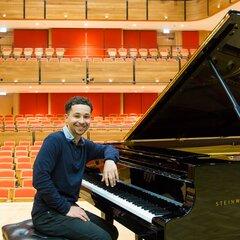 Samuel Booth Pianist in Birmingham