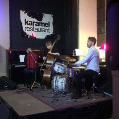 Amy Baldwin plays ScottLaFaro Jazz Band in London