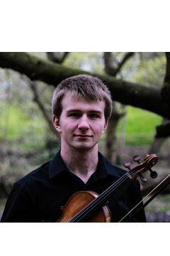 Chris Mack Violinist in Edinburgh