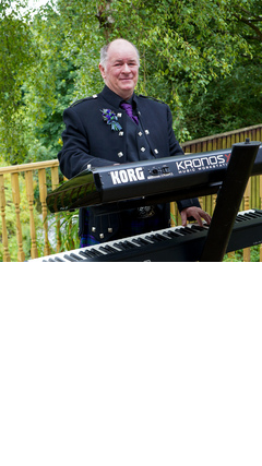 Jim Higgins Pianist in Glasgow
